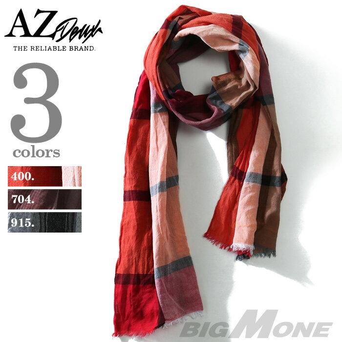 大きいサイズ メンズ 【スカーフ】AZ DEUX ロングストール azsc-179006