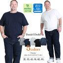 【タダ割】【大きいサイズ】【メンズ】DANIEL DODD オーガニック無地半袖Tシャツ azt-170220