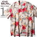 【大きいサイズ】【メンズ】TWO PALMS(トゥーパームス) 半袖アロハシャツ MADE IN HAWAII 501r-l-lc