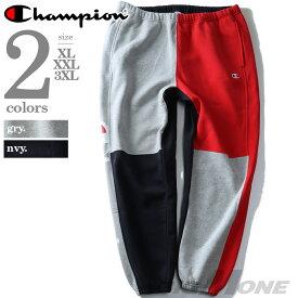 【大きいサイズ】【メンズ】Champion(チャンピオン) スウェットパンツ【USA直輸入】p3371