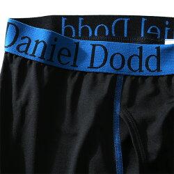 【大きいサイズ】【メンズ】DANIELDODDカラーステッチボクサーブリーフ3枚セット【肌着/下着】【秋冬新作】azup-30000