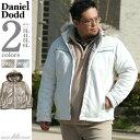 大きいサイズ メンズ DANIEL DODD フェイクムートン セパレートフード ブルゾン 秋冬新作 936-b200507