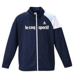 大きいサイズ メンズ LE COQ SPORTIF ウォームアップ ジャケット ネイビー 1276-0330-1 2L 3L 4L 5L 6L