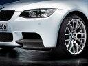 BMW Performance パーツ 3シリーズ BMW E90/E92 M3 カーボン・フロント・スプリッターセット