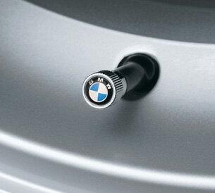 【BMW純正】BMW US限定 アクセサリー BMW バルブキャップ BMWロゴ 4個セット