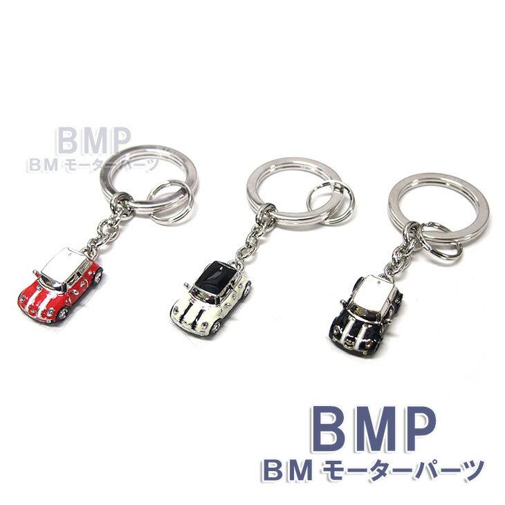 【BMW純正】US限定 MINI Cooper ミニチュア キーリング