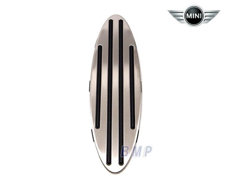 BMW MINI アクセサリー MINI R56/R57/R55/R58/R59/R60/R61/F54/F55/F56/ 右ハンドル用 ステンレス・フットレスト