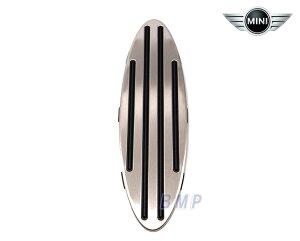 BMW MINI アクセサリー 右ハンドル用 ステンレス フットレスト R56 R57 R55 R58 R59 R60 R61 F54 F55 F56 F60