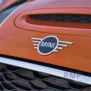 BMW MINI 純正 F55 F56 F57 LCI 後期 フロント ボンネット エンブレム