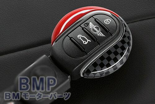 【BMW MINI 純正】BMW MINI F54 F55 F56 F57 F60用 デザイン・キー・キャップ John Cooper Works Pro