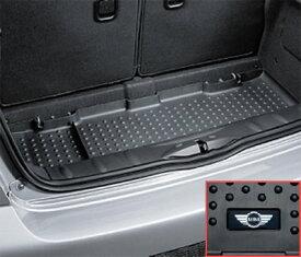 BMW MINI 純正 フロアマット MINI R56 ハッチバック R58 R59 Coupe Roadster ラバー ラゲージルーム マット MINIロゴ