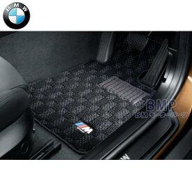 BMW 純正 フロアマット F30 F31 F80 3シリーズ 右ハンドル用 Mフロアマット