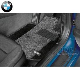 BMW 純正 フロアマット F15 F85 X5 右ハンドル用 サキソニーロイヤルフロアマット グレー