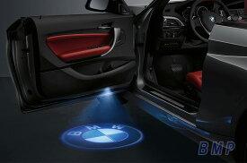 【店内全品100円オフクーポン】BMW 純正 LED ドア プロジェクター