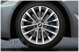 BMW 純正 アルミホイール G30 G31 5シリーズ Wスポーク スタイリング632 単体 1本 フロント リヤ共通 8J×18