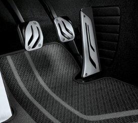 BMW 純正 F80 M3 F82 M4 F87 M2 M Performance ステンレス スチール ペダル セット 右ハンドル車用 MT DCT共通 パフォーマンス