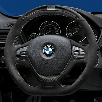 BMW F20 F22 BMW M Performance sport-steering-wheel red-center-mark AT for sports cars