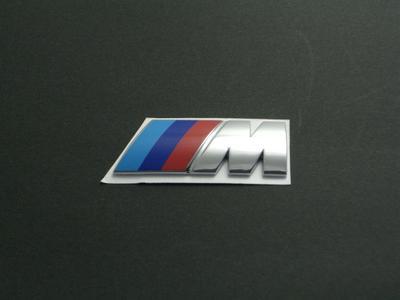 【BMW純正】BMW エンブレム BMW Mエンブレム スモールE90 E91 E92 E93 E82 E87 E60 E61E63 E64 E65 E70 E53 E36 E46 X1 X3 X5 X6 Z3 Z4 【YDKG-f】