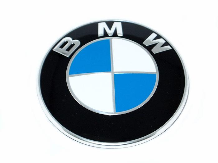 【BMW純正】E91 3シリーズ ツーリング用リヤ・エンブレム
