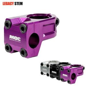 MOC Industries - Legacy Stem / 33or45mm / モック レガシー ステム フラットランド bmx マスターオブクリエイティビティ