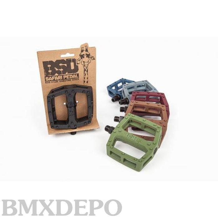 BSD - SAFARI PEDAL / ビーエスディー サファリ BMX ストリート フラットランド プラペダル