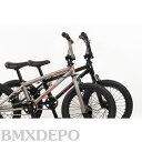 MOTELWORKS - DELIGHT E 16インチ / モーテルワークス デライトE BMX 完成車 フラットランド 子供用 キッズBMX ジャイロ付き