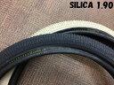 ARESBIKES - A-CLASS TIRE SILICA / 1.90 ブラック サンド / アーレス エークラス シリカ BMX パーツ フラットランド用 タイヤ 高グリップ