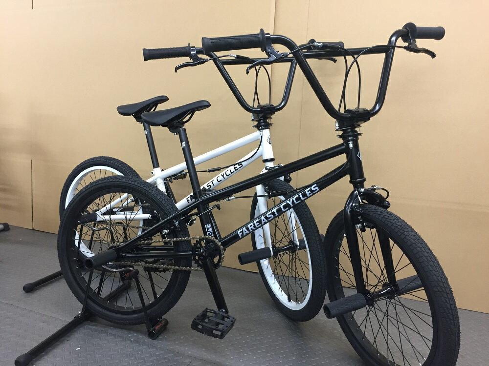 【DUB優勝記念セール!】2017モデル FarEast Cycle - COMPLETE 20 BMX / FEC ファーイースト IGI BMX 完成車 フラットランド 入門用 ダブ ベンジャミン