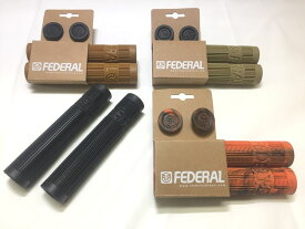FEDERAL - Contact Grips flangeless / フェデラル コンタクトグリップ フランジレス BMX グリップ