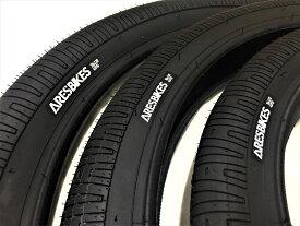 ARES BIKES - A-CLASS TIRE 45PSI ブラック / 16.18.20インチ / アーレスバイク エークラス BMX フラットランド ストリート タイヤ