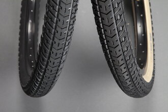UNITED-INDIRECT TIRE 2.35/联合BMX零件街道轮胎