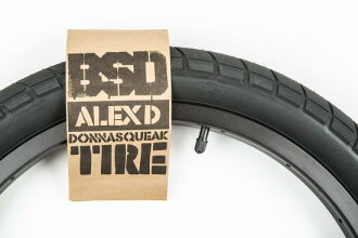 BSD-DONNASQUEAK TIRE/BMX零件街道轮胎