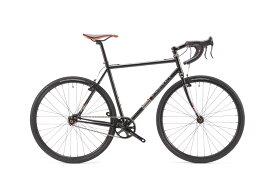 【送料無料】2016 BOMBTRACK - ARISE ブラック / シクロクロス ロードバイク ツーリング シングルスピード 多段化OK