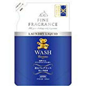 ファーファファインフレグランス ウォッシュ洗濯用洗剤 オム 360mL 詰替用 クリスタルムスクの香り