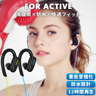 It supports wireless earphone bluetooth earphone iPhone Bluetooth5.0 both ears waterproofing running sports earphone microphone waterproofing campaign Bluetooth 5.0 Android of high-quality sound