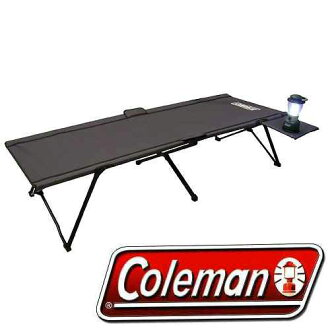 ■ Japan 未発売 products ■ COLEMAN ■ Coleman ■ SIDE TABLE WITH the TWIN PACK-AWAY COT side table with a ■ ■ Cotto ■