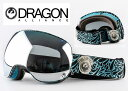 ASIAN-FIT 2017■DRAGON ゴーグル■GOGGLE■X2■POW HEADS BLUE■