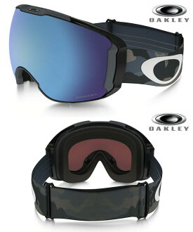 JAPAN-FIT ♦ 2017 ♦ OAKLEY AIRBRAKE XL MARK MCMORRIS/PRIZM SAPPHIRE ♦ OO7078-13 ♦