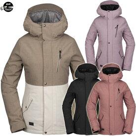 スノーボード レディース ウエア ジャケット ボルコム 雪山用 レディース VOLCOM ASHLAR jacket 2019-2020