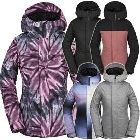 19-20 VOLCOM/ボルコム BOLT INS jacket レディース スノーウェア ジャケット スノーボードウェア 予約商品 2020