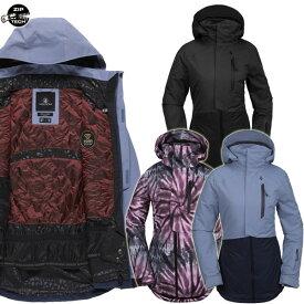 19-20 VOLCOM/ボルコム PINE 2L TDS jacket レディース スノーウェア ジャケット スノーボードウェア 予約商品 2020