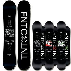21-22 FNTC/エフエヌティーシー TNT R メンズ レディース スノーボード グラトリ 板 2022 予約商品