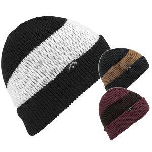 19-20 VOLCOM / ボルコム TTT BEANIE ビーニー ニット 帽子 メンズ スノーボード スキー メール便対応