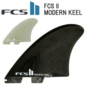 FCS2 フィン MODERN KEEL TWIN SET PG TRI FIN / エフシーエス2 トライ フィン サーフボード サーフィン ショート