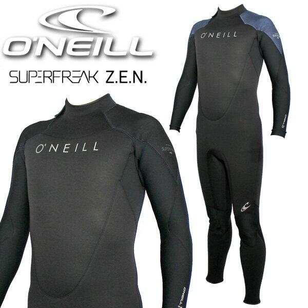 あす楽対応 O'NEILL オニール SUPER FREAK 3/2mm ウェットスーツ サーフィン フルスーツ WF-5060