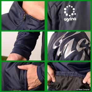 アグリナ/agrina_ag-0336_エストゥール中綿ウォーマートップ〜フットサルウェア