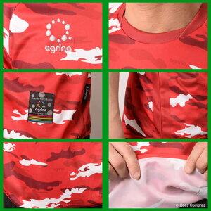 アグリナ/agrina_ag-0270_カモエンカントプラクティスシャツ〜フットサルウェア