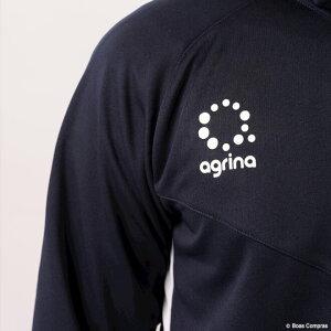 アグリナ/agrina_ジャージセットアップ_デセアルトレーニングジャージフードジャケット上下セット