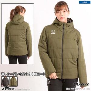 アグリナ/agrina_アウター_Premiumラミエンド中綿ウォームジャケット