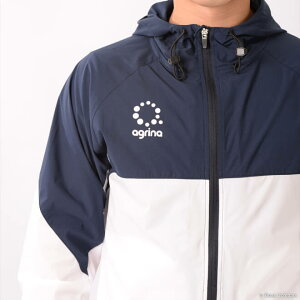 アグリナ/agrina_ピステトセットアップ_Premiumリゲロフーデッドピステジャケットロングパンツ上下セット